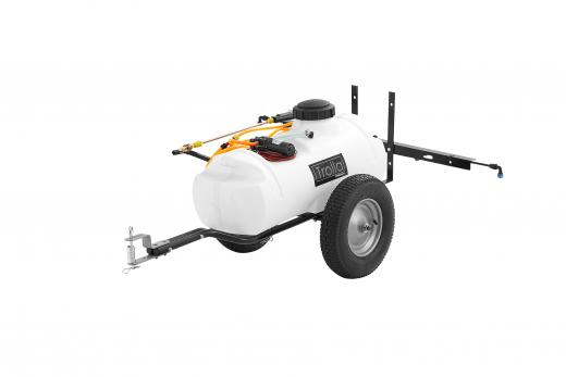 Metall Rasenwalze / Vertikutierer 91 cm