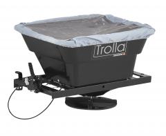 Trolla System elektrischer Tellerstreuer 36 Liter